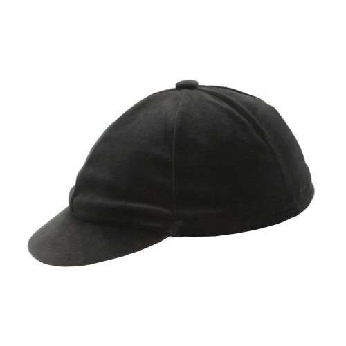 Hy Velvet Hat Cover - Black