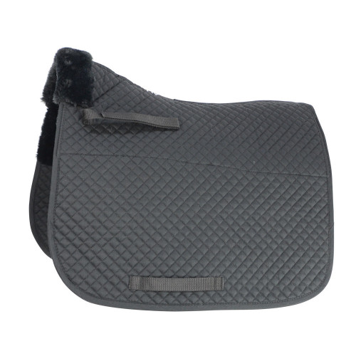 HySPEED Fab Fleece Lined Saddle Cloth in Black