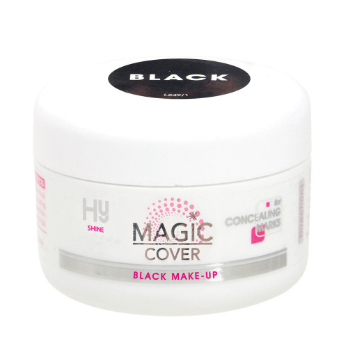 HySHINE Magic Cover Make-Up in Black