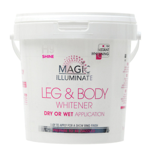 HySHINE Magic Illuminate Leg & Body Whitener in 1kg