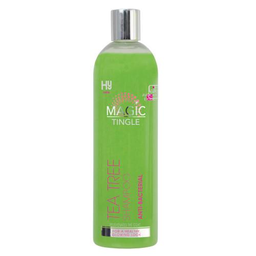 HySHINE Magic Tingle Tea Tree Shampoo in 500ml