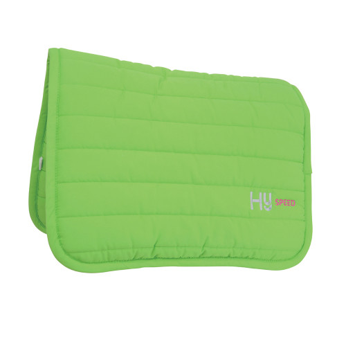 HySPEED Neon Reversible Comfort Pad in Bright Green