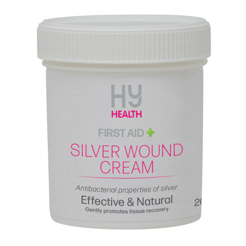 HyHEALTH Silver Wound Cream - 200g