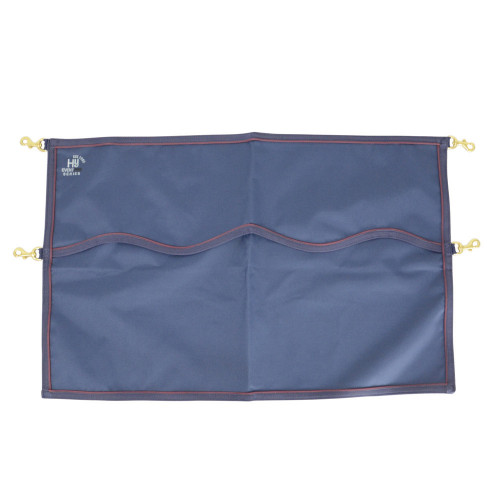 Hy Event Pro Series Stable Guard - Navy/Burgundy - 60 x 95cm