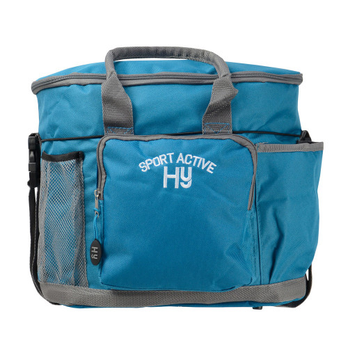 Hy Sport Active Grooming Bag - Aegean Green