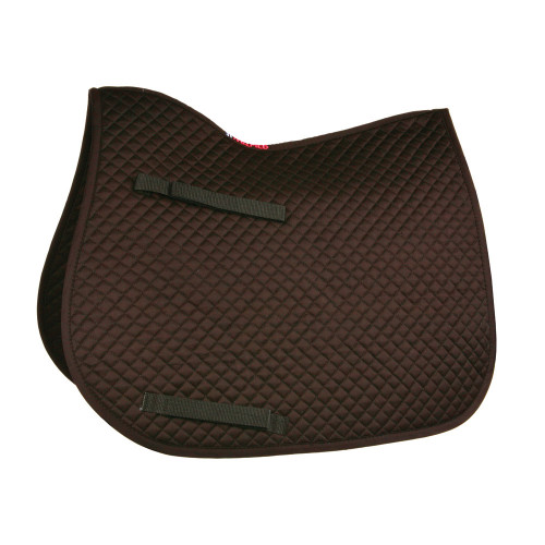 Full View HyWITHER Competition All Purpose Pad in Brown in Cob/Full Size