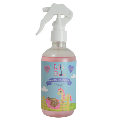 Little Rider Total Care Leather Tack Spray - 250ml