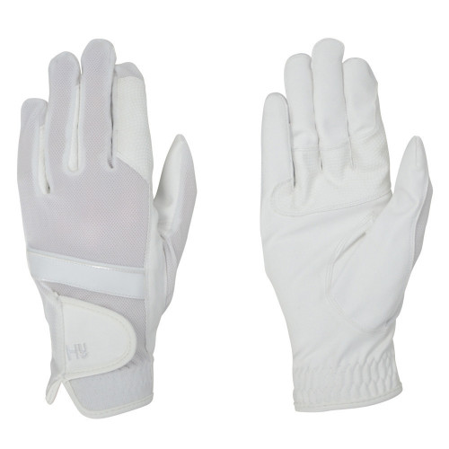 Hy5 Pro Performance Gloves in white in extra small