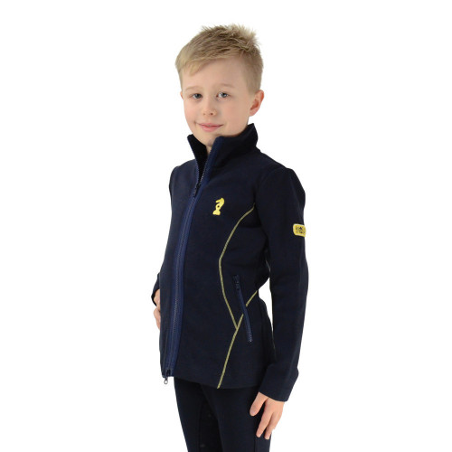 Lancelot Jacket by Little Knight - Navy/Yellow - 3-4 Years