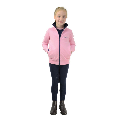 Little Unicorn Jacket by Little Rider - Candy Pink/Navy - 7-8 Years