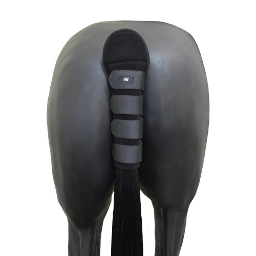 Hy Neoprene Protect Tail Guard - Black - One Size