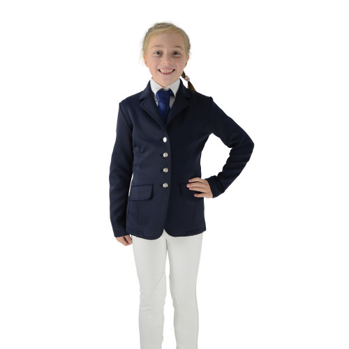 HyFASHION Children's Cotswold Competition Jacket - Navy - 3-4 Years