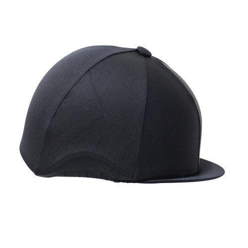 HyFASHION Lycra Hat Cover - Black - One Size
