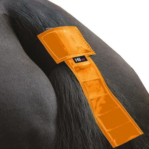 HyVIZ Tail Band in Orange in One Size