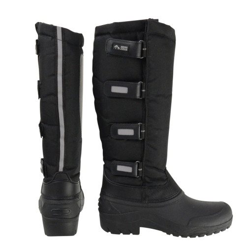 HyLAND Atlantic Winter Boots in Black in 29 Standard