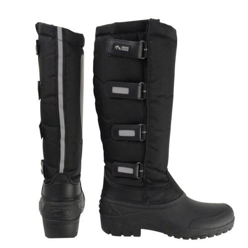 HyLAND Atlantic Winter Boots in Black in 29 Standard