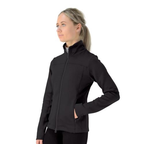 HyFASHION Active Rider Flex Jacket - Black - X Small