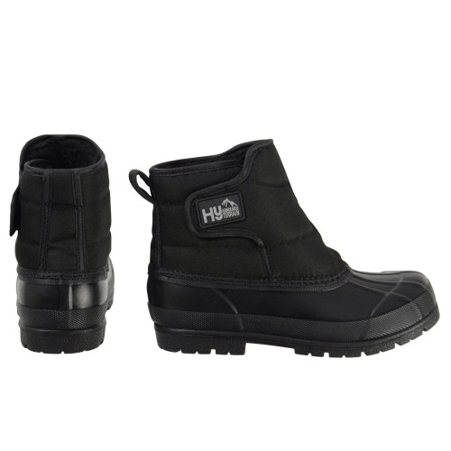 HyLAND Pacific Short Winter Boots in Black size 36