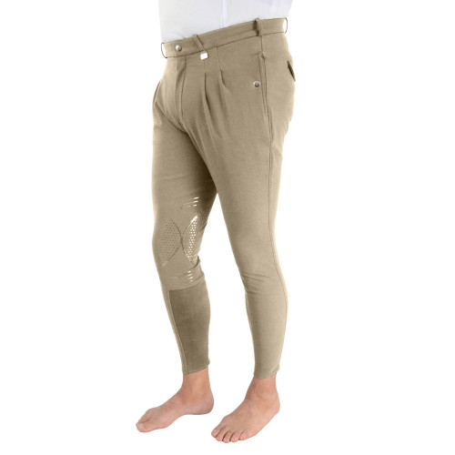 HyPERFORMANCE Harrogate Men's Breeches - Beige - 28""