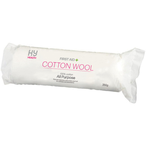 HyHEALTH Cotton Wool - Paper Separated - 350g