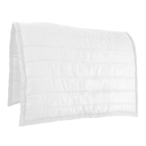 Hy Equestrian Classic Comfort Pad - White - One Size