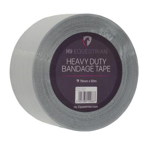 HyHEALTH Heavy Duty Bandage Tape - Silver - 75mm x 50m