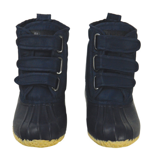HyLAND Muck Boots in Navy size 28