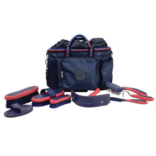 Hy Signature Grooming Bag and Brush Set