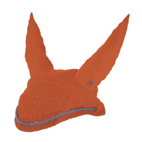 Hy Sport Active Fly Veil -Terracotta Orange-Cob/Full