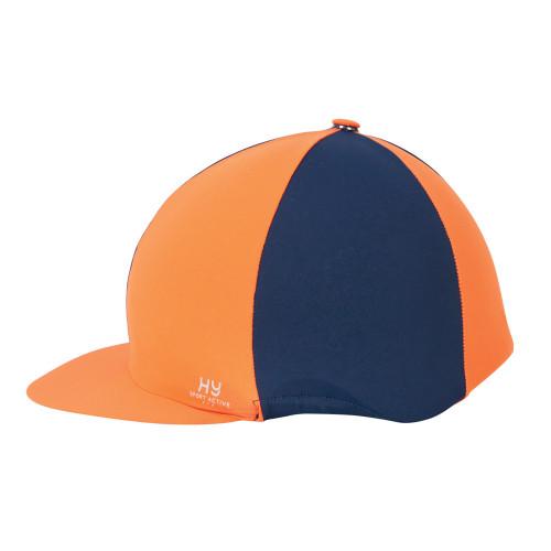 Hy Sport Active Hat Silk -Terracotta Orange -One Size