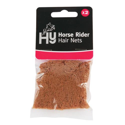 Hy Hair Net - Light Brown - Standard Weight