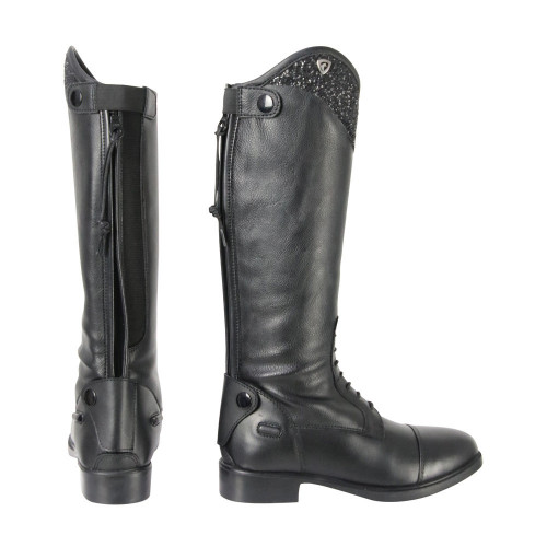Hy Equestrian Erice Riding Boot -Black-29