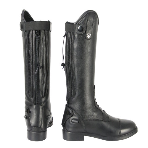 HyLAND Scarlino Field Riding Boots -Black-29