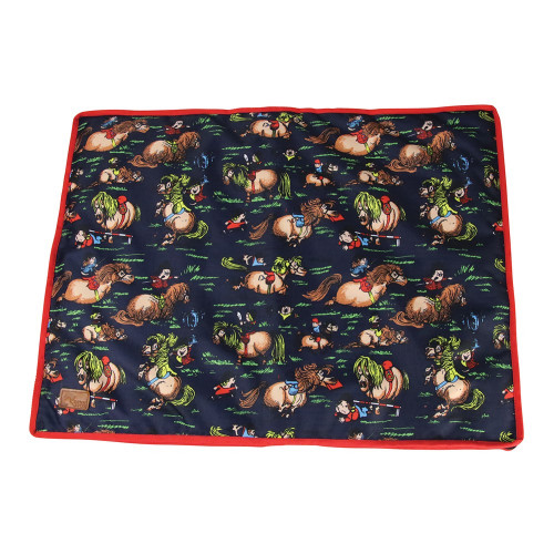 Benji & Flo Thelwell Collection Dog Bed - 60 x 80cm