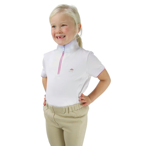 Susan Show Shirt by Little Rider - White - 3-4 Years