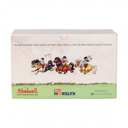 Thelwell Collection Horslyx Mini Selection Box