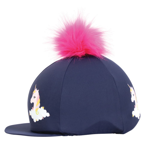 Little Unicorn Hat Cover by Little Rider