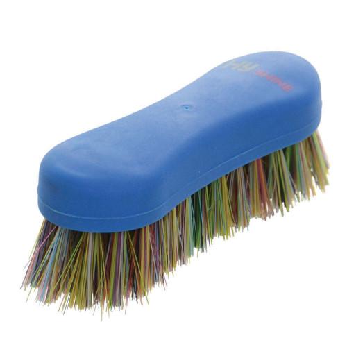 HySHINE Multi Colour Face Brush in Blue/Multi Colour
