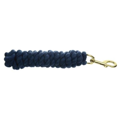 Hy Lead Rope - Trigger Hook - Navy - 1.7 metres