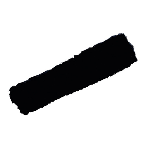 Hy Fur Fabric Nose Band Sleeve - Black