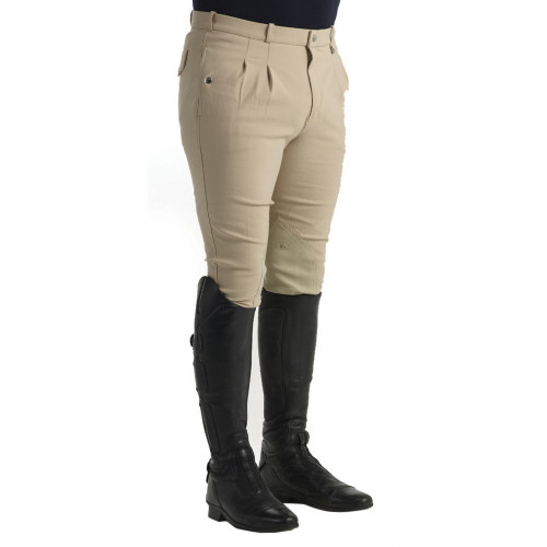 HyPERFORMANCE Jakata Men's Breeches - Beige - 28""