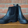 Hy Equestrian Wax Leather Zip Boot