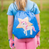 Star in Show Drawstring Bag by Little Rider