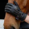 Hy Equestrian Thinsulate™ Leather Winter Riding Gloves