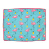 Hy Flamingo Dog Bed - Teal/Provence Blue - 70 x 100cm