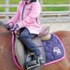 Little Unicorn Saddle Pad by Little Rider