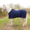 """DefenceX System Deluxe Fleece Rug - Navy/Red - 5'6"""""""