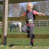 Merry Go Round T-Shirt by Little Rider