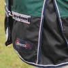 DefenceX System 100 Turnout Rug with Detachable Neck Cover
