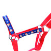 Christmas Head Collar & Lead Rope by Little Rider